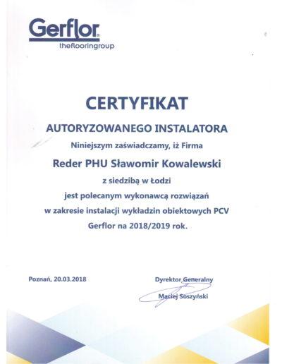Gerflor certyfikat (1)-1