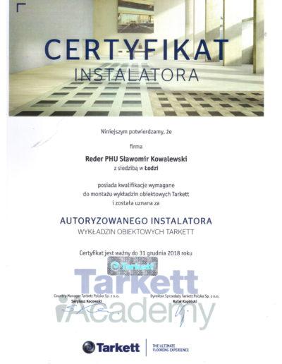 Tarkett certyfikat-1